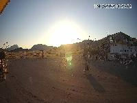 Foto webcam ore 06:30
