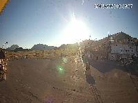 Foto webcam ore 07:00