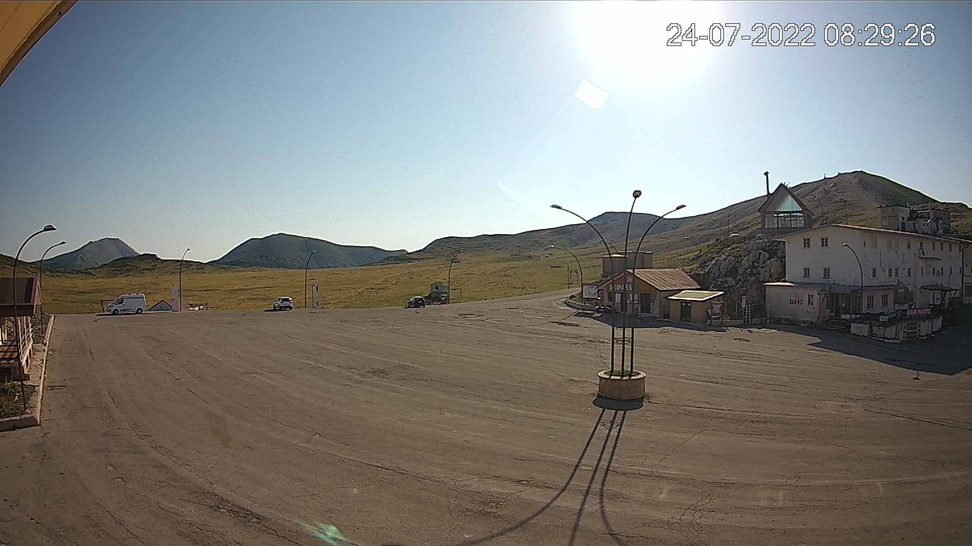 Webcam Campo Catino
