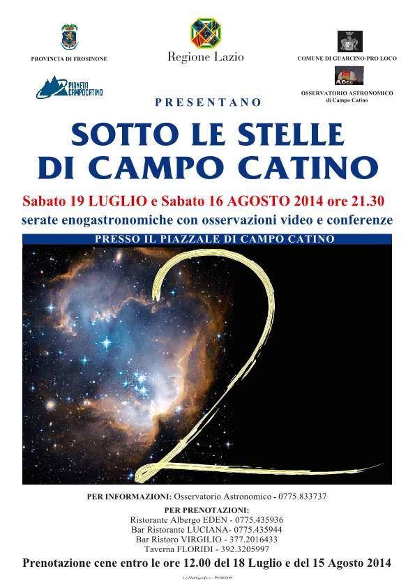 Notte bianca 2014 - Campocatino