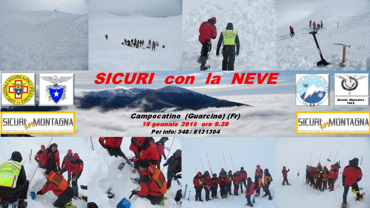 Locandina Sicuri con la Neve (1)